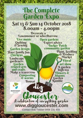 Dig Gloucester - Poster 2